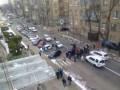 В Киеве жители блокируют улицу из-за отсутствия отопления