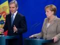 Меркель пообещала Молдове поддержку в конфликте вокруг Приднестровья