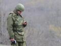 Рада запретила военнослужащим пользоваться мобильными в АТО