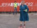 20 июня в киевской фан-зоне пройдет генеральная уборка