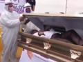Мексиканский политик агитировал с помощью гроба
