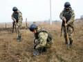 Разминирование в Петровском завершилось - штаб ООС