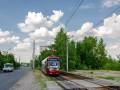 В Киеве трамваи изменят маршруты на три ночи