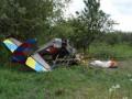 Катастрофа ЯК-52 под Киевом: Пилот спас генерала СБУ (ФОТО, ВИДЕО)