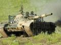 В Сирии сняли попадание ракеты по Т-62