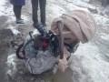 Под Киевом двое грузин сбили мать с двумя детьми