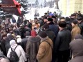 Хмельницкая ОГА заблокирована. Горсовет призвал к досрочным выборам