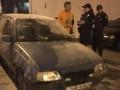 В Виннице копы погасили горящее авто и были избиты его хозяином