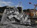 Обвал моста в Генуе: комиссия назвала причину
