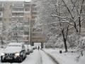 Домой на такси: снег в Киеве поднял цены вдвое