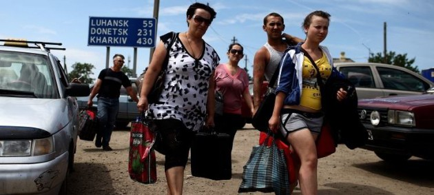 Кабмин обеспечил переселенцев – участников ООС жильем на 40 млн грн