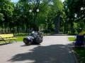 В Харькове снесли памятник Кирову