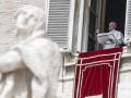 Папа Римский порадовался освобождению украинских моряков