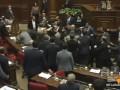 В Армении произошла массовая драка в парламенте