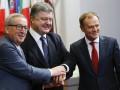 Туск, Юнкер и Порошенко согласились перенести саммит Украина-ЕС