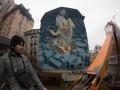 Новый киевский мурал попал в ТОП-10 лучших уличных картин марта