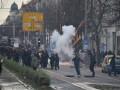 Марш правых в Лейпциге закончился жестокими беспорядками