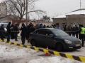 В Харькове днем посреди улицы убили таксиста