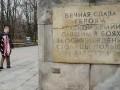 В Польше разбили надгробия на кладбище советских солдат