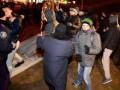 Драка противников стройки с милицией на Осокорках: трое пострадавших