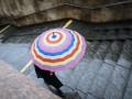 В восьми областях Украины штормовое предупреждение