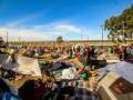 В Мексике задержали сотни мигрантов