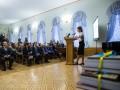 Марина Порошенко: Оккупация Донбасса показала влияние языка на безопасность страны