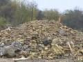 Совские пруды в Киеве засыпали строительным мусором