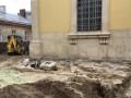 Во Львове нашли необычный фундамент древней церкви