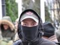 Правый сектор митинговал под Офисом президента, требовал разорвать связи с РФ