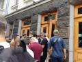 На брифинг Зеленского не попало 50 журналистов