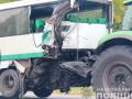 На Житомирщине арестован подозреваемый в ДТП с девятью жертвами