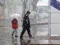 Украину атакуют холод из Арктики и влага из Атлантики