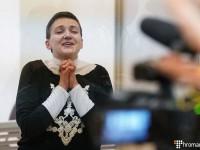 Савченко требовала отвода прокурора, суд отказал