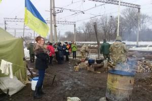 Россия пригрозила ответными мерами на блокаду Донбасса
