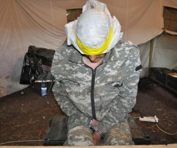 Силы АТО задержали боевиков, среди которых - гражданин РФ