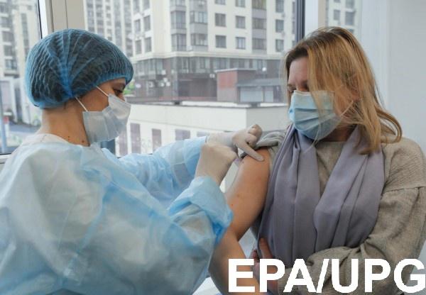 100 тысяч в день: в НАН подсчитали необходимые темпы вакцинации в Украине