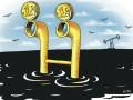 Рубль снова подешевел после нефти