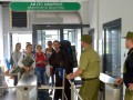 Украинцам не будут вручать повестки на пунктах пропуска