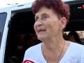 """""""Спасибо сынок, что все выдержал"""": Мама Сенцова приехала из Крыма в Киев"""