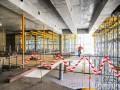 Реконструкция киевского ЦУМа: что происходит внутри универмага