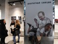 В Москве открылась выставка карикатур о Путине, Обаме и Украине