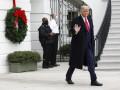 СМИ рассказали, где будет праздновать Рождество Трамп