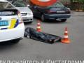В Киеве мужчина выпал с 11 этажа