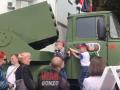 Снежинка и Чебурашка: в ДНР показали ракетные комплексы