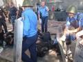 Из-за взрыва гранаты один из силовиков лишился ноги - СМИ