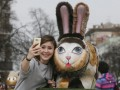 В Киеве проходит фестиваль писанок