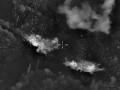 Минобороны России показало, как наносит удары по позициям боевиков ИГИЛ