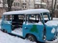 В Киеве труп индуса нашли в заброшенной машине