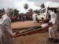 Число жертв лихорадки Эбола приблизилось к 8 тысячам человек